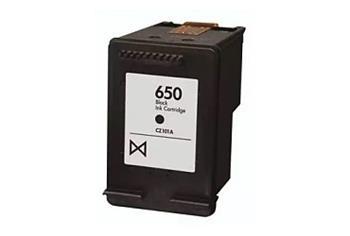 Printwell CZ101 (No:650 BK) kompatibilní kazeta, černá, 660 stran