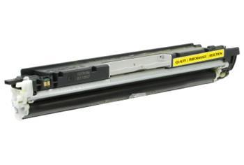 729 (CRG-729) 4367B002 kompatibilní tonerová kazeta, barva náplně žlutá, 1000 stran