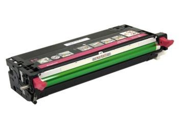 Printwell 113R00724 kompatibilní kazeta, purpurová, 6000 stran 113R00724 toner MAGENTA pro XEROX Phaser 6180; 6 000 stránek