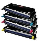 Printwell 593-10173 (NF556) kompatibilní kazeta, žlutá, 8000 stran DELL 3130 toner YELLOW; 593-10173 (NF556) 3 000 stránek
