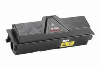 TK1140 kompatibilní tonerová kazeta, barva náplně černá, 7200 stran
