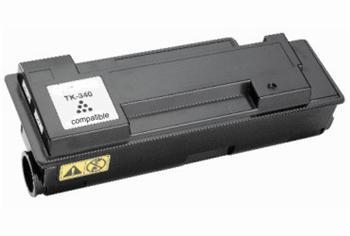 TK-340 kompatibilní tonerová kazeta, barva náplně černá, 12000 stran