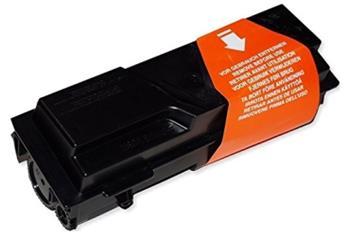 TK-130 kompatibilní tonerová kazeta, barva náplně černá, 7200 stran