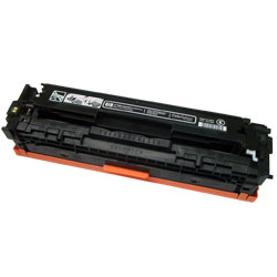 Printwell CB540A (125A BLACK) kazeta PICASSO, černá, 2200 stran CB540A toner PICASSO pro HP (125A, LaserJet CP1215) BLACK, 2200str.