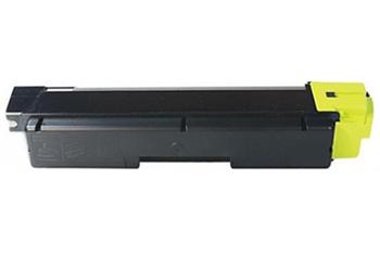 Printwell TK590Y kompatibilní kazeta, žlutá, 5000 stran