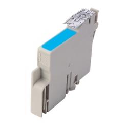 Printwell STYLUS CX5400 kompatibilní kazeta pro EPSON - azurová