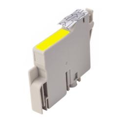 Printwell STYLUS CX5200 kompatibilní kazeta pro EPSON - žlutá