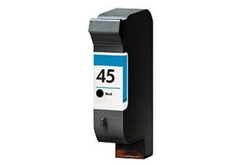 Printwell OFFICE JET T45 kompatibilní kazeta pro HP - černá, 930 stran