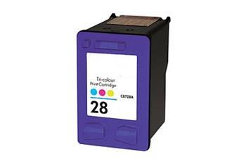Printwell DESKJET 3843 kompatibilní kazeta pro HP - azurová/purpurová/žlutá, 15 ml