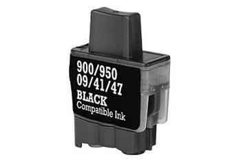 Printwell FAX 1840C kompatibilní kazeta pro BROTHER - černá, 20 ml