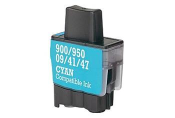 Printwell DCP 117C kompatibilní kazeta pro BROTHER - azurová, 12 ml