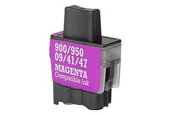 Printwell DCP 110C kompatibilní kazeta pro BROTHER - purpurová, 12 ml