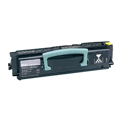 Printwell E34X kompatibilní kazeta pro LEXMARK - černá, 6000 stran