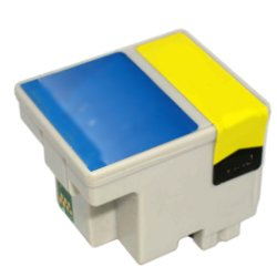 Printwell STYLUS C48 kompatibilní kazeta pro EPSON - azurová/purpurová/žlutá
