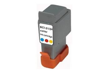 Printwell BUBBLE JET I455 kompatibilní kazeta pro CANON - azurová/purpurová/žlutá, 16,5 ml