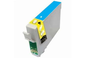 Printwell DX7400 kompatibilní kazeta pro EPSON - azurová, 13 ml