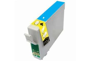 Printwell STYLUS SX405 kompatibilní kazeta pro EPSON - azurová, 13 ml