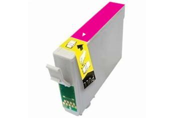 Printwell STYLUS DX4000 SERIES kompatibilní kazeta pro EPSON - purpurová, 13 ml