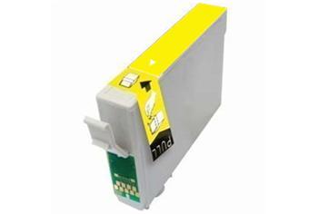 Printwell STYLUS DX6000 SERIES kompatibilní kazeta pro EPSON - žlutá, 13 ml