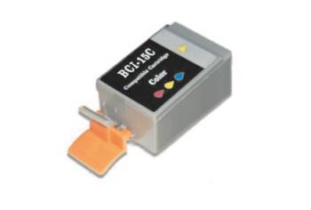 Printwell BUBBLE JET I80 kompatibilní kazeta pro CANON - azurová/purpurová/žlutá, 7,5 ml