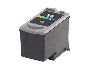 Printwell PIXMA IP1900 kompatibilní kazeta pro CANON - azurová/purpurová/žlutá, 220 stran