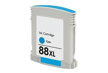 Printwell OFFICEJET PRO K8600DN kompatibilní kazeta pro HP - azurová, 1200 stran