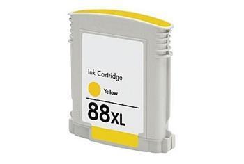 Printwell OFFICEJET PRO K8600 kompatibilní kazeta pro HP - žlutá, 1200 stran