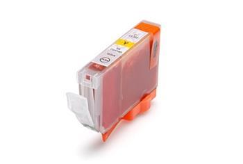 Printwell PIXMA IX4000 kompatibilní kazeta pro CANON - žlutá