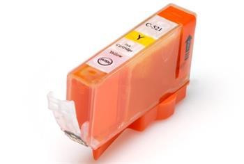 Printwell MP 550 kompatibilní kazeta pro CANON - žlutá