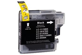 Printwell DCP 395CN kompatibilní kazeta pro BROTHER - černá, 17 ml