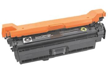 Printwell COLOR LASERJET CP3525DN kompatibilní kazeta pro HP - černá, 9000 stran