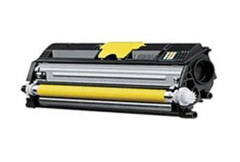 Printwell MINOLTA MAGICOLOR 1690MF kompatibilní kazeta pro KONICA - žlutá, 2500 stran