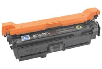 Printwell COLOR LASERJET CP3525DN kompatibilní kazeta pro HP - azurová, 7000 stran
