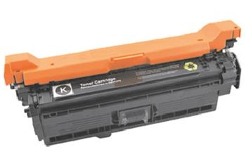 Printwell COLOR LASERJET CP3525 kompatibilní kazeta pro HP - černá, 5000 stran