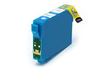 Printwell STYLUS SX420W kompatibilní kazeta pro EPSON - azurová, 13 ml
