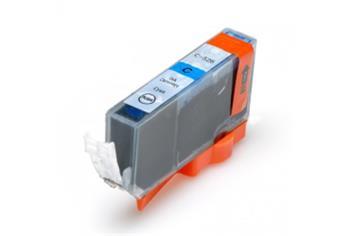 Printwell PIXMA MG 5250 kompatibilní kazeta pro CANON - azurová