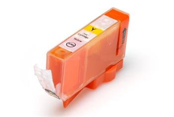 Printwell PIXMA MG 6150 kompatibilní kazeta pro CANON - žlutá