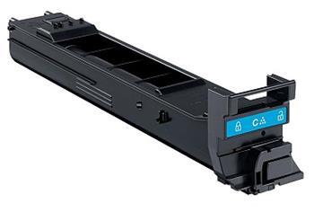 Printwell MINOLTA MAGICOLOR 4690 MF kompatibilní kazeta pro KONICA - azurová, 8000 stran
