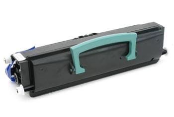 Printwell E250D kompatibilní kazeta pro LEXMARK - černá, 3500 stran