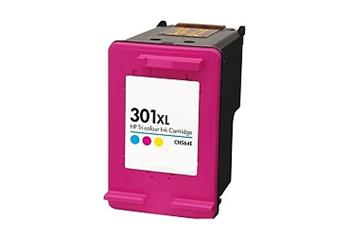 Printwell DESKJET 2054A kazeta NEW CHIP pro HP - azurová/purpurová/žlutá, 330 stran