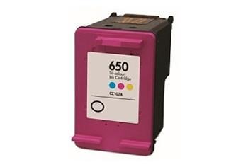 Printwell DESKJET Ink Advantage 2515 (CZ280C) kompatibilní kazeta pro HP - azurová/purpurová/žlutá, 440 stran