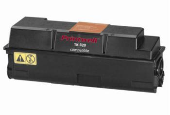 Printwell FS-4000DN kompatibilní kazeta pro KYOCERA-MITA - černá, 15000 stran