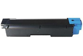 Printwell FS-C2126MFP kompatibilní kazeta pro KYOCERA-MITA - azurová, 5000 stran