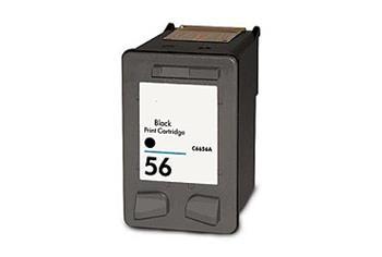 Printwell DESKJET 5652 kompatibilní kazeta pro HP - černá, 520 stran