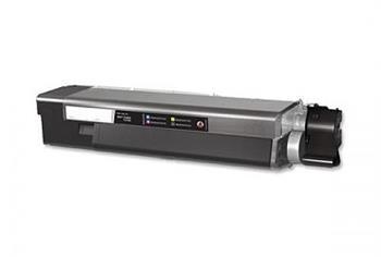 Printwell 43865724 (OKI C5850) kompatibilní kazeta, černá, 8000 stran