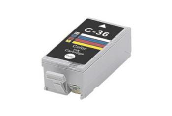 Printwell IP 100 kompatibilní kazeta pro CANON - azurová/purpurová/žlutá, 7,5 ml