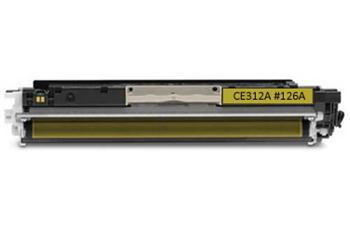 Printwell LASERJET PRO 100 MFP M175A kazeta PICASSO pro HP - žlutá, 1000 stran