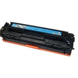 Printwell LASERJET PRO CP1525NW kazeta PICASSO pro HP - azurová, 1300 stran