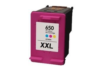 Printwell DESKJET Ink Advantage 3515 (CZ279C) kazeta NEW CHIP pro HP - azurová/purpurová/žlutá, 720 stran
