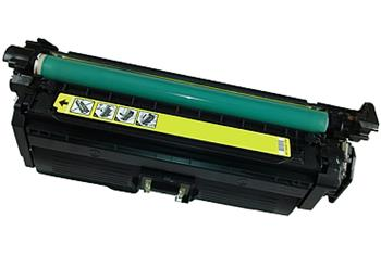 Printwell COLOR LASERJET CP3525DN kazeta PATENT OK pro HP - žlutá, 15000 stran